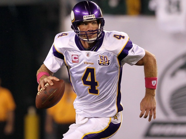 Brett Favre States that 2010 Will Be His Last Season
