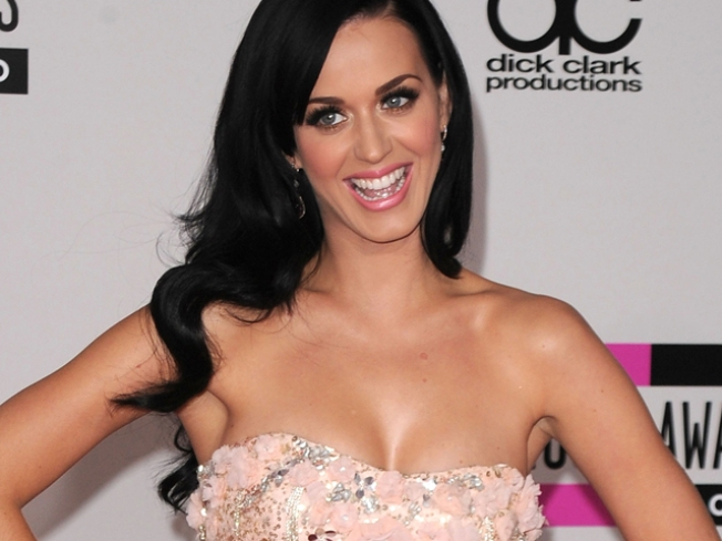 Katy Perry's Date for the Grammys? Her Grandmother