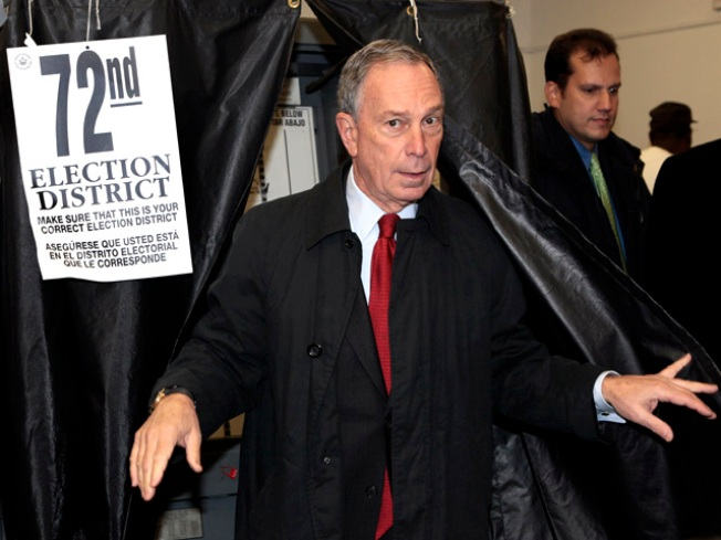 Voters Take Bloomberg to the Cleaners