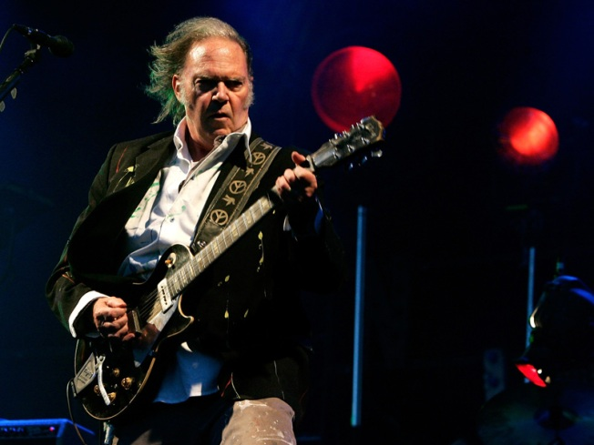Neil Young Tribute Concert Announced for Carnegie Hall