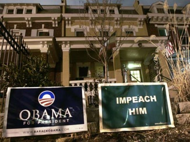 Impeach Obama Groups Already Forming