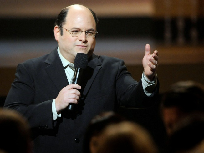 Jason Alexander Pledges to Trim the Fat With Jenny Craig