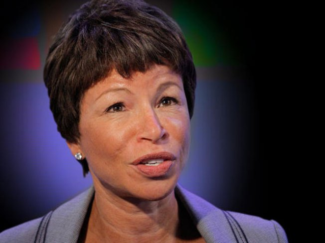 Valerie Jarrett Gets Big Job, Long Title in Obama White House