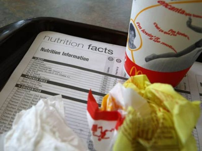 McDonald's Pitches to Moms on Nutrition
