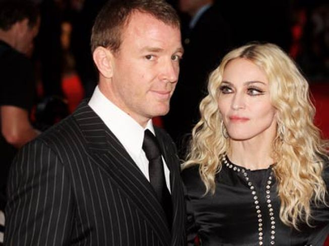 Madge-Ritchie Marriage Swept Away in Minutes