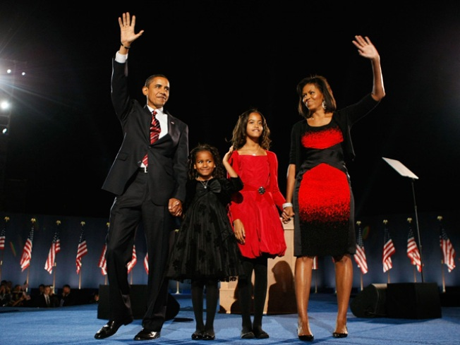 AP Top 10: Obama Election Voted No. 1 Story of 2008