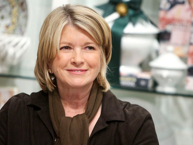 Martha Stewart: Office-Décor Fascist