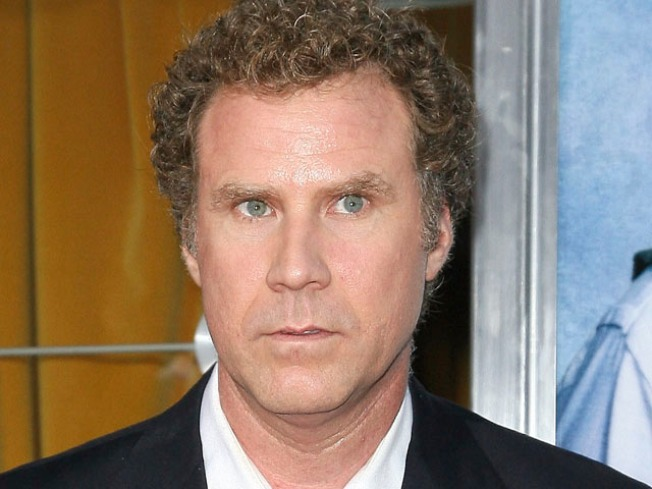 Will Ferrell Tests Bush Gags at Secret Show