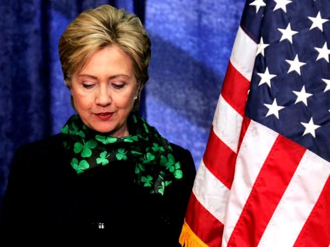 Clinton Confirmation Tuesday: Caroline D-Day Next