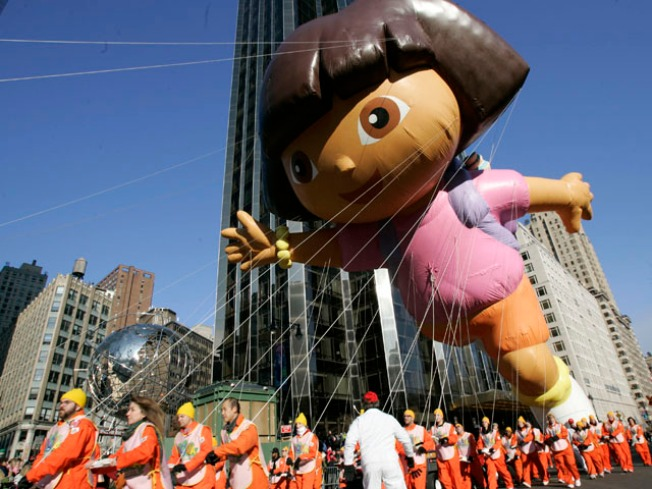 "Teen Voice of ""Dora"" Sues Nickelodeon for Unpaid Millions"
