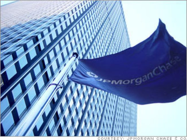 Loan Losses Weigh on JPMorgan; Income Falls 53%