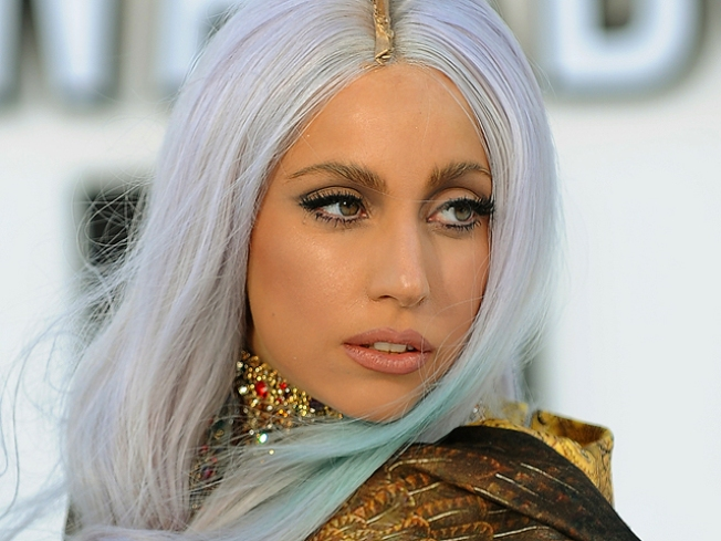 "Lady Gaga's ""Vogue"" Cover Leaks Online"