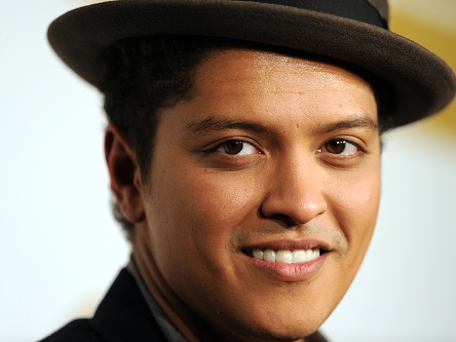 Bruno Mars Gets Probation In Vegas Cocaine Case