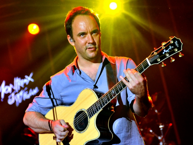 Dave Matthews Laughs Off His Connection to John Edwards Scandal