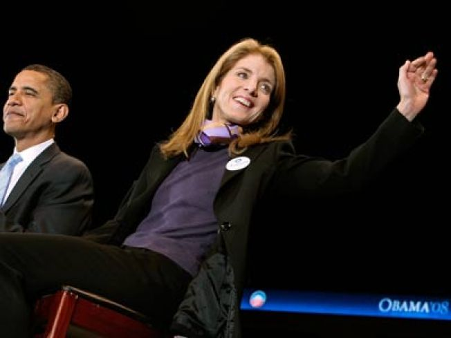 Caroline Kennedy Interested in Hillary's Senate Seat
