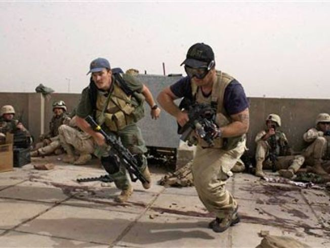 Mercenary Guards Indicted for Baghdad Deaths