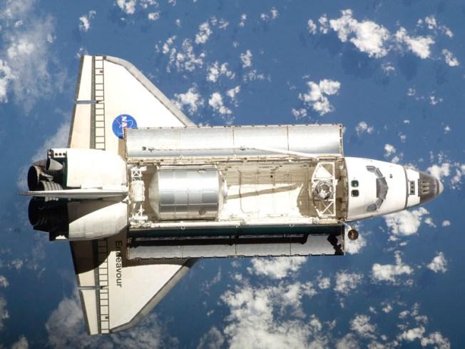NASA Hawks Retired Shuttles