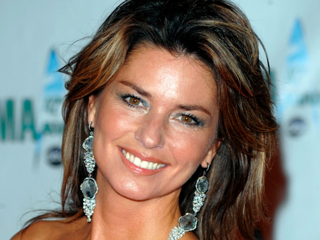 No Longer Jilted: Shania Twain Engaged