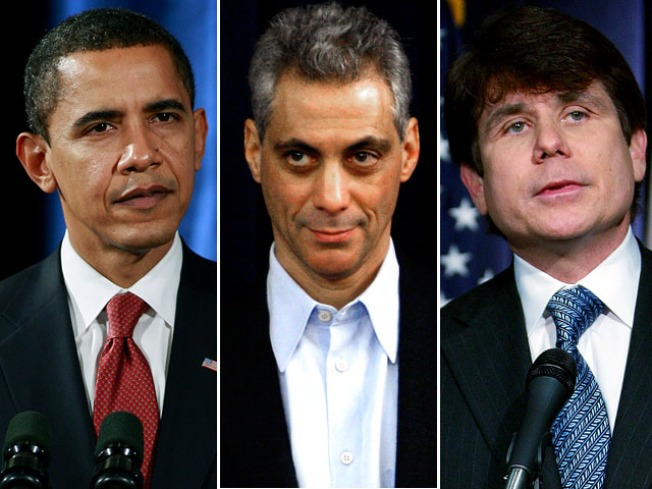 Obama Clears Emanuel in Blago-gate: Report