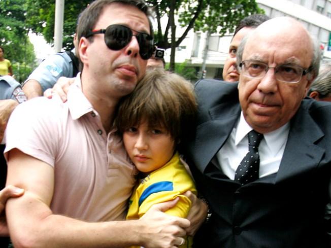 NJ Dad in 5-Year Brazil Custody Battle Writing Memoir