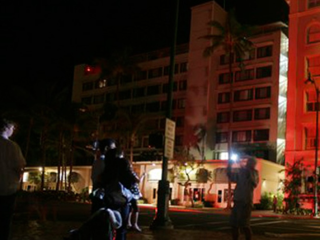 Blackout Hits Oahu, Vacationing Obama
