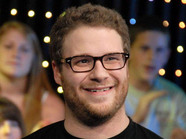 "Seth Rogen Gets Dream Role as ""Simpsons"" Writer"