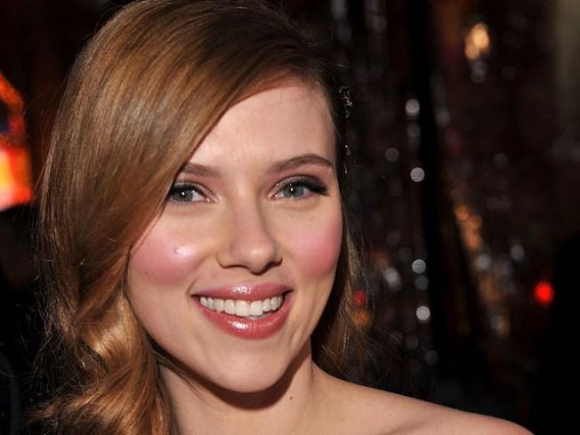 Scarlett Johansson: 'I Can Get Down'
