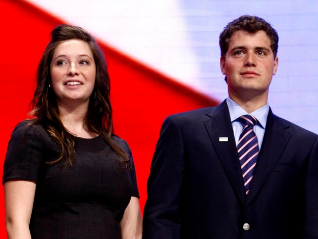 Thaw in Relationship Between Bristol Palin, Levi Johnston