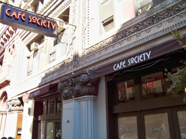 Rumormongering: Cafe Society to Reopen as Union Prime