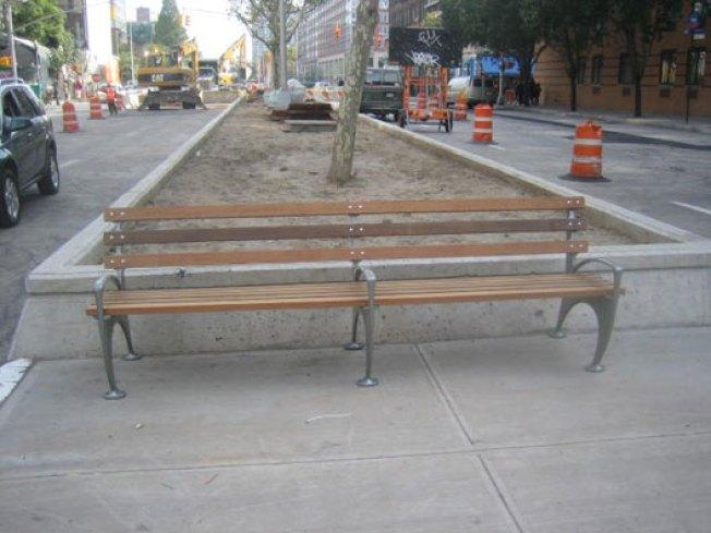 Good Seats Available at Houston Street Construction Hell