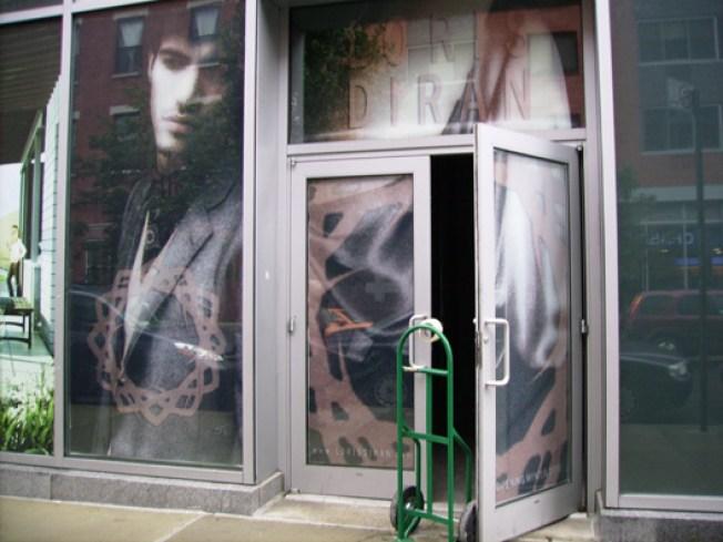 Storecasting: Loris Diran Joins Blue & Cream on First Street off Bowery