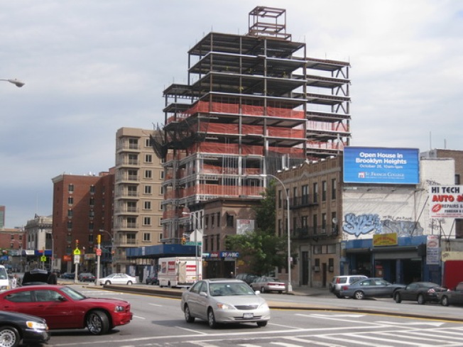 Will Brooklyn's Fourth Avenue Crash and Burn?