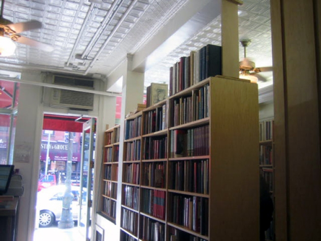 RackedWire: 12th Street Books Reopens in Brooklyn; Christian Siriano Appears in Soho