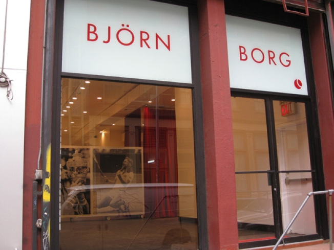 Storecasting: Borg's Soho Move Almost Complete