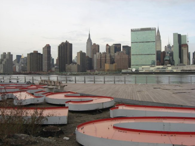 New Queens West Amenity: World's Largest Scrabble Game