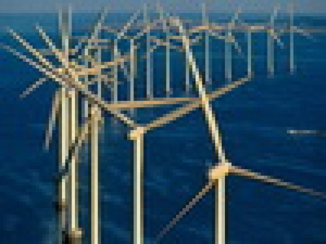 Rock, Rock, Rockaway Wind Farms?: Ready for a humongous wind farm...