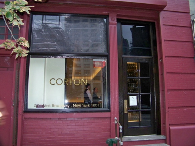 CortonWatch: Confirmed to Open to the Public Tomorrow