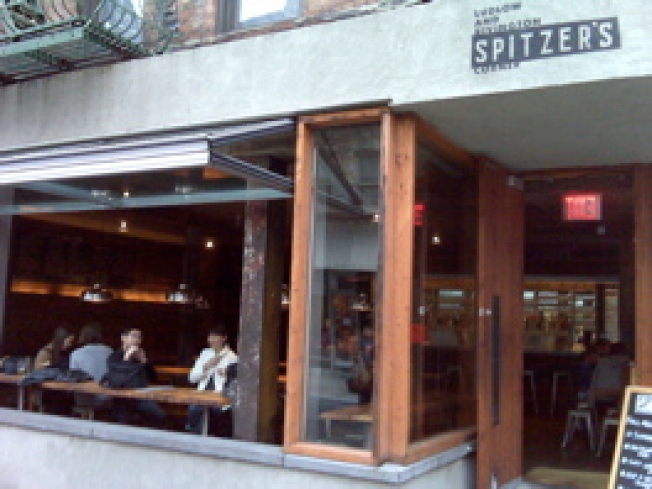 EaterWire: Yogi's and Salad Queen Shutter, Spitzer's Back, Blais Blogging, and More