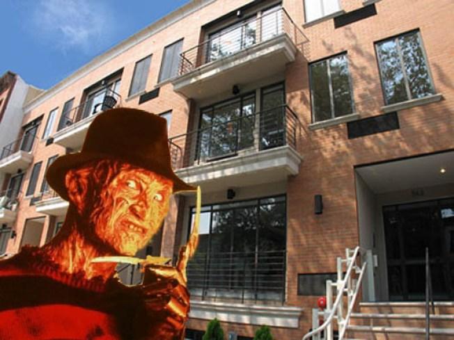 Morning Massacre: Moderne-Art in Slope Goes Nightmare on Elm