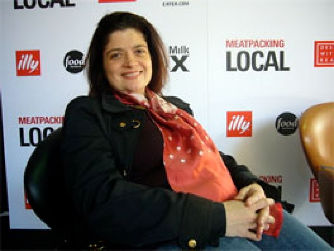 From the Eater Lounge: Alex Guarnaschelli