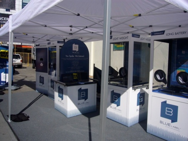 Pop Ups: Best Buy Pitches a Tent on Houston