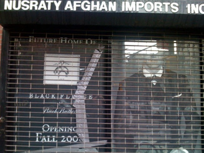 Signs of Life at Black Fleece on Bleeker
