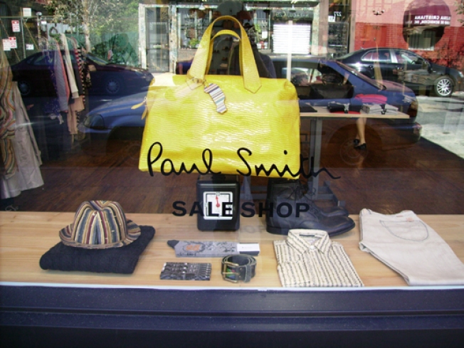 Now Open: Paul Smith Makes Williamsburg Infinitely More Dapper
