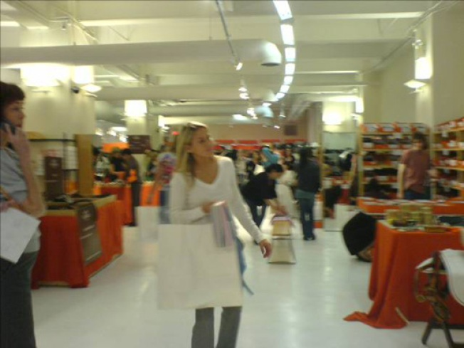 Above The Fray: Hermès Line Hell, Sale Less So