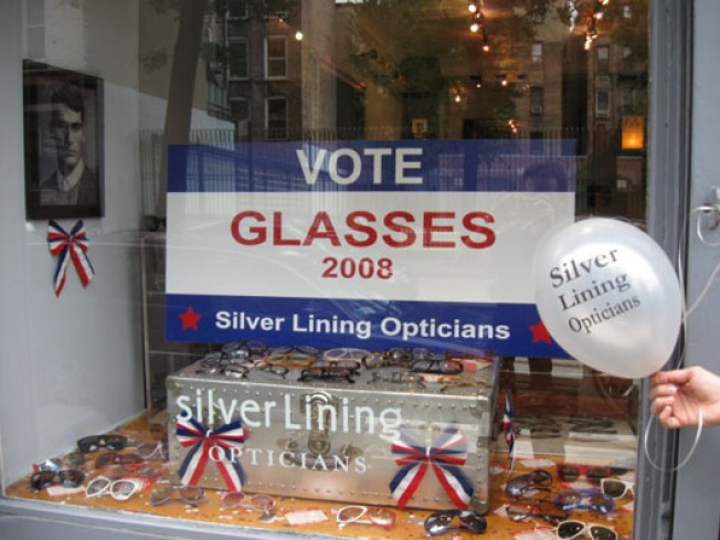 In The Window: Silver Lining's Nonpartisan Showing