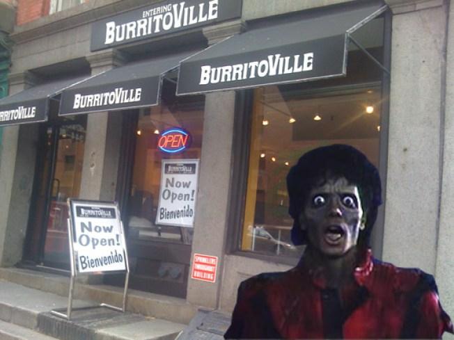 Burritoville Rises from the Dead!