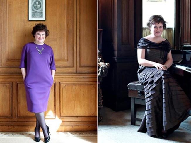 Video: Behind Boyle's Harper's Bazaar Fashion Shoot