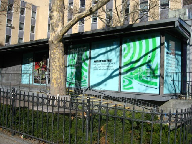 Shuttered East Village Starbucks Pitching a Different Type of Drink