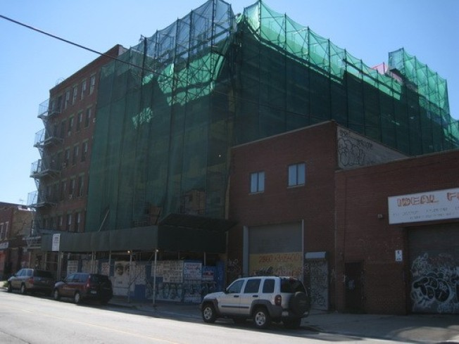 Spring Looking Good for New Burg Cinema & Condos