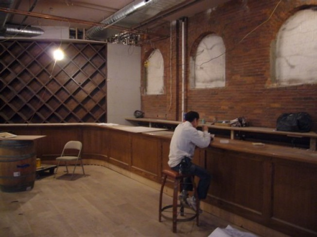 The Build Out: Phase 3 at City Winery, Pt. 1